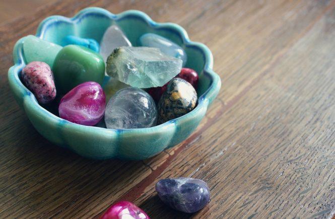 piedras de suerte